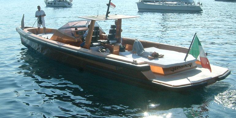 WALLY YACHTS Wally Tender 43′