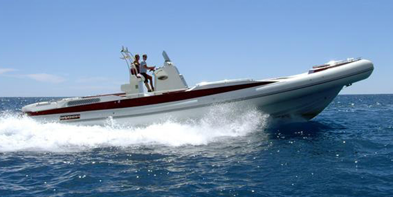 Sea Project Diamond 54′